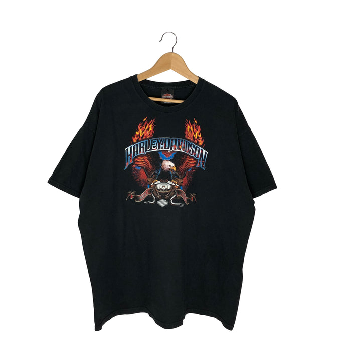 Harley Davidson Florida Eagle T-Shirt - Men's XXL