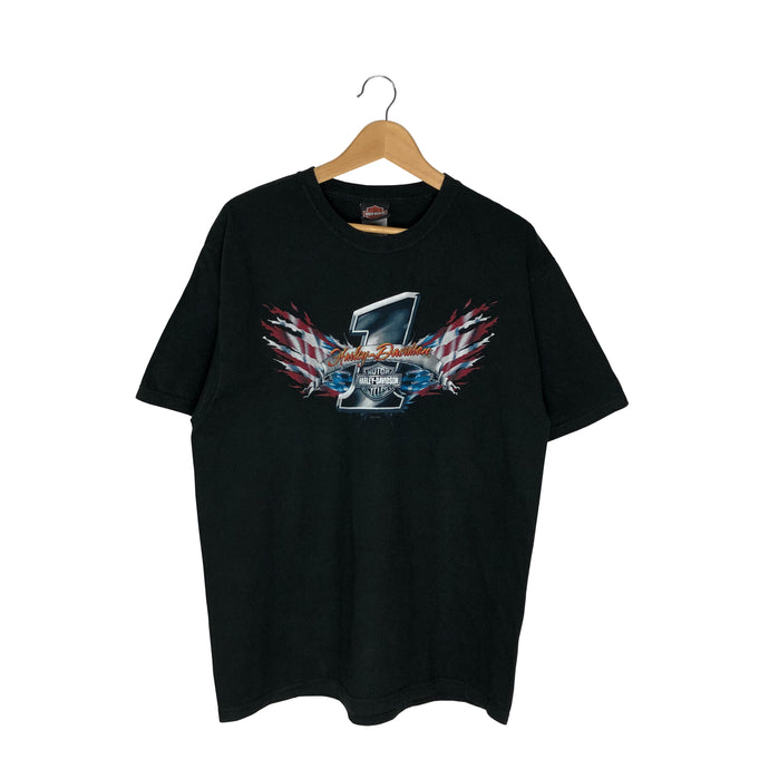 Harley Davidson Washington T-Shirt - Men's Large