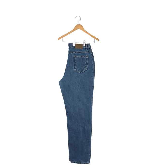 Vintage Pendleton High-Waisted Jeans - Women's 12