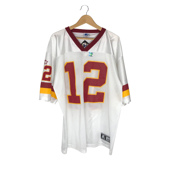 Vintage 1997 Starter Washington Redskins Gus Frerotte Jersey - Men's Large