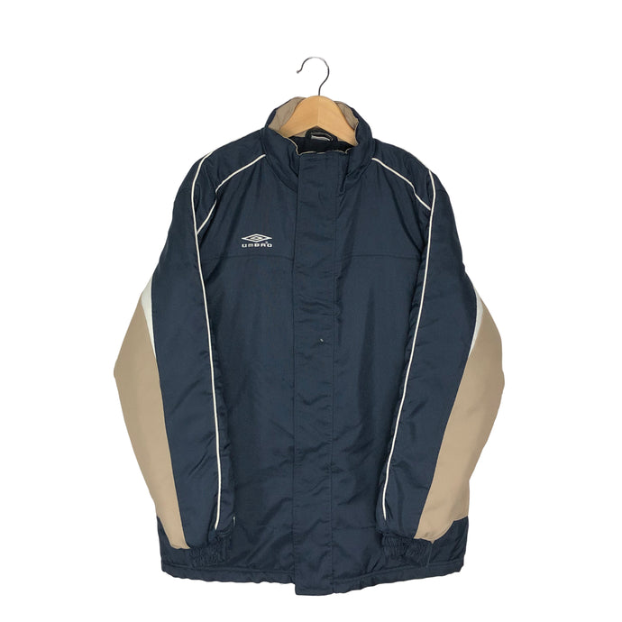 Umbro Insulated Coat - Men's Large