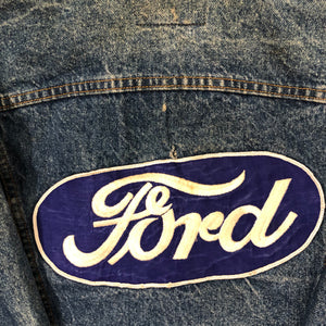 Vintage Custom Levis Ford Jacket - Women's Medium
