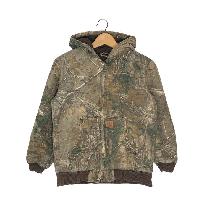 Vintage Carhartt RealTree Camouflage Jacket - Women's XS