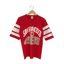 Load image into Gallery viewer, Vintage Logo 7 San Francisco 49ers T-Shirt - Men's Small