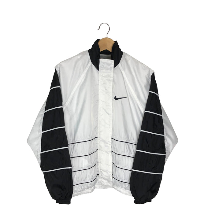 Vintage Nike Big Swoosh Windbreaker - Men's Small