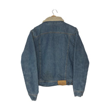 Load image into Gallery viewer, Vintage Nautica Jeans Sherpa Lined Denim Jacket - Women's Large