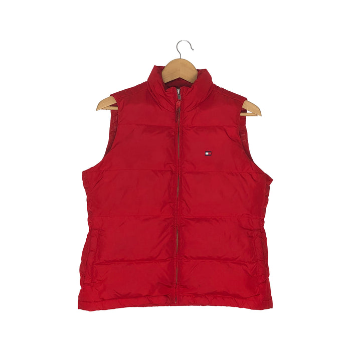 Tommy Hilfiger Puffer Vest - Women's Medium