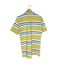 Load image into Gallery viewer, Nautica Striped Polo Shirt - Men's Medium