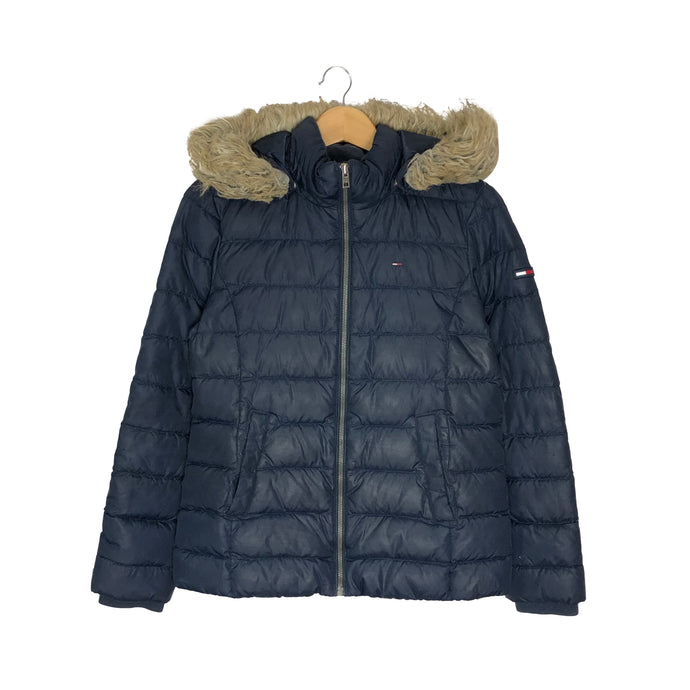 Tommy Hilfiger Down Jacket - Women's Medium