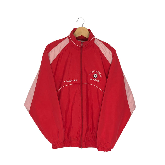 Vintage Custom Diadora Windbreaker - Men's Small