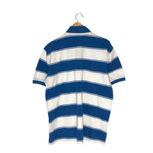 Load image into Gallery viewer, Tommy Hilfiger Striped Polo Shirt - Men's Large