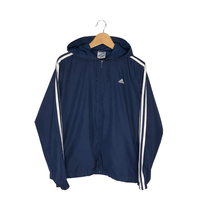 Adidas Windbreaker - Women's Large