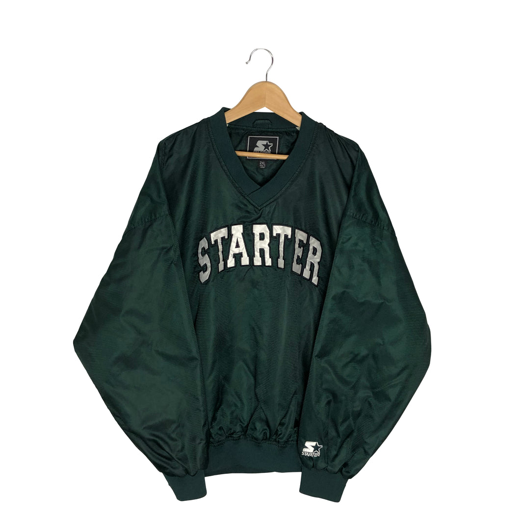 Vintage Starter Pullover Windbreaker - Men's 2XL