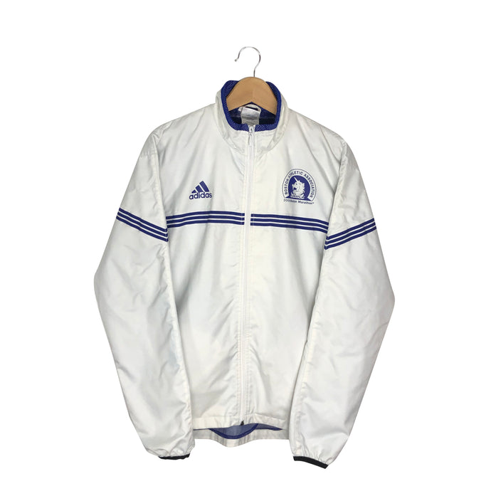 Vintage 2000 Adidas Boston Marathon Windbreaker - Men's Medium