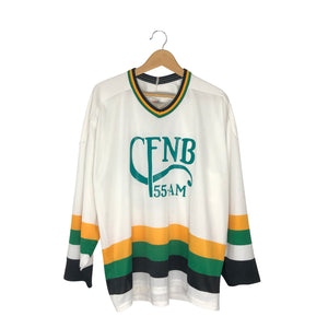 Vintage CFNB Hockey Jersey - Men's XL
