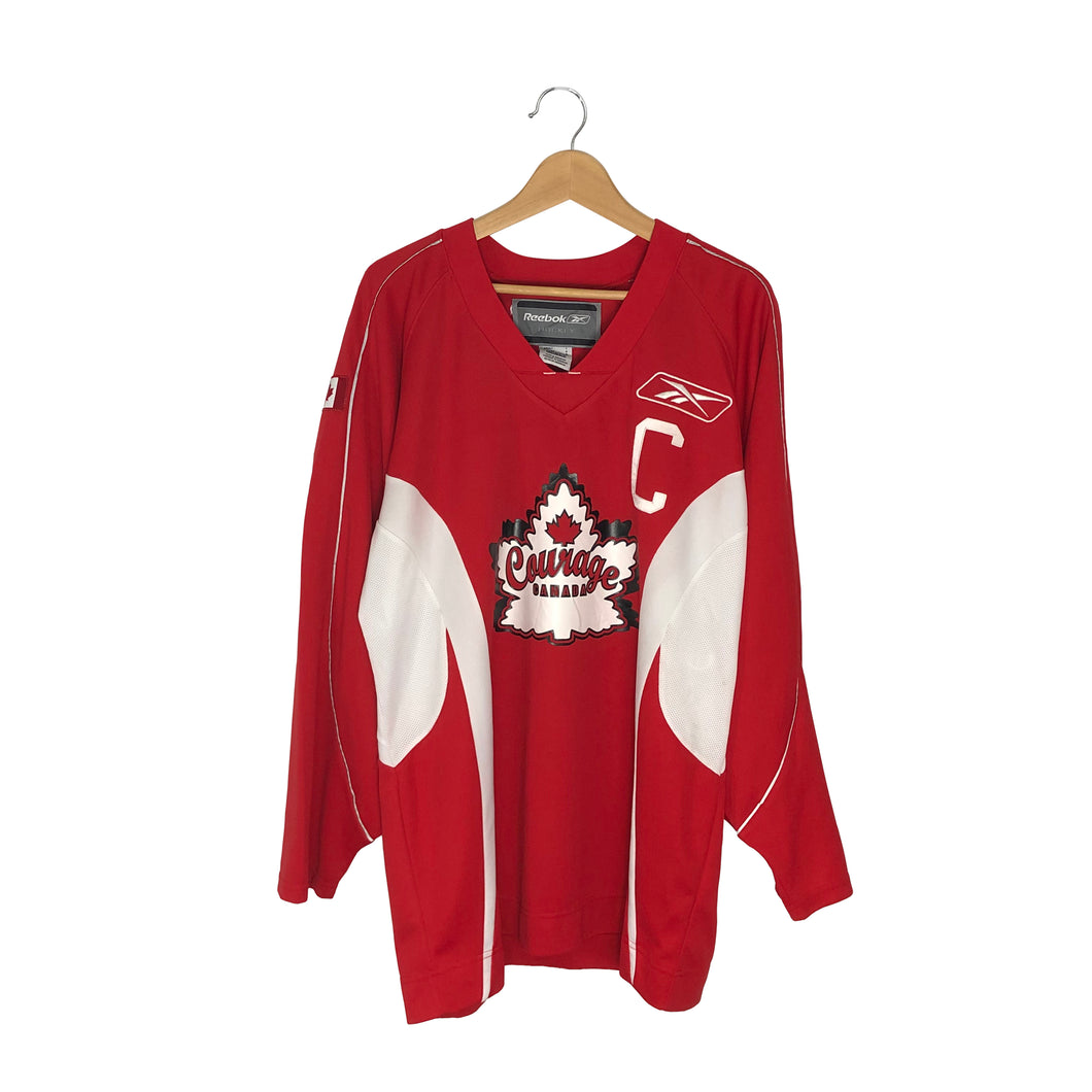 Vintage Courage Canada Power #09 Jersey - Women's Large