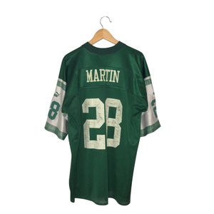 Vintage New York Jets Curtis Martin #28 Jersey - Men's XL