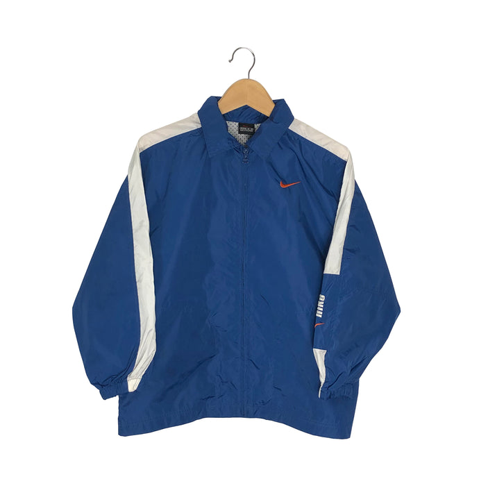 Vintage Nike Coach Windbreaker - Women's Medium