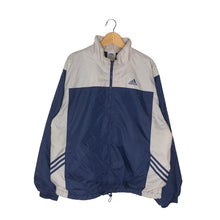 Load image into Gallery viewer, Vintage Adidas Colorblock Windbreaker - Men's Large