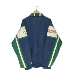 Vintage Starter Colorblock Windbreaker - Men's XXL
