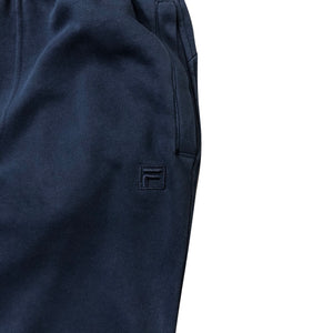 Vintage Fila Tonal Logo Sweatpants - Men's Small