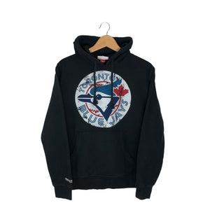 Mitchell and Ness Toronto Blue Jays Hoodie - Men's Small