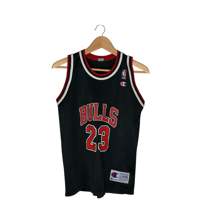 Vintage Champion Chicago Bulls Michael Jordan #23 Jersey - Women's Small