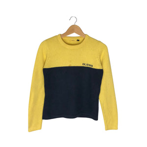 Guess Colorblock Sweater - Women's Small