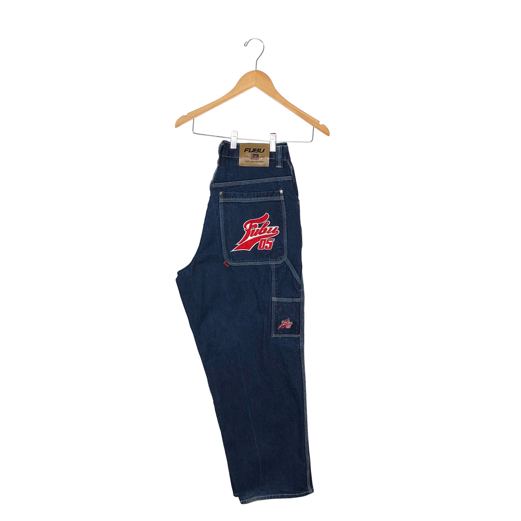 Vintage Fubu Carpenter Jeans - Men's 34/31