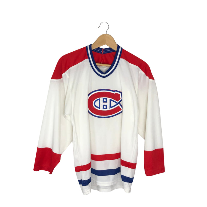 Vintage CCM Montreal Canadiens Jersey - Women's Small