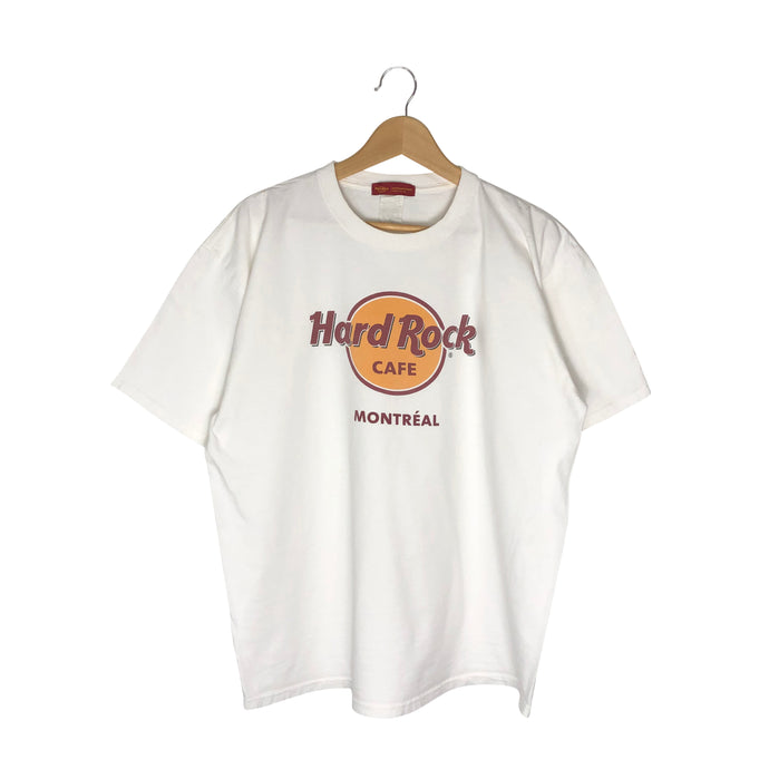 Vintage Hard Rock Cafe Montreal T-Shirt - Men's XL