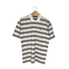 Load image into Gallery viewer, Vintage Polo Ralph Lauren Striped Polo Shirt - Men's Medium