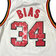 Load image into Gallery viewer, Vintage Nike Maryland Terrapins Len Bias #34 Stitched Jersey - Men's Medium
