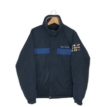 Load image into Gallery viewer, Vintage Nautica Flag Series Reversible Insulated Jacket - Men's Small