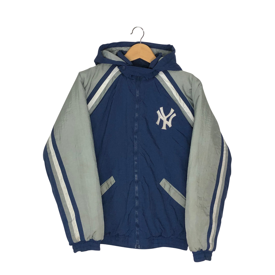 Vintage New York Yankees Insulated Jacket - Men's XS