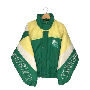 Vintage Oregon Ducks Insulated Jacket - Men's XL