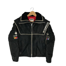 Load image into Gallery viewer, Vintage Yamaha Insulated Racing Jacket - Women's Large