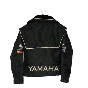 Vintage Yamaha Insulated Racing Jacket - Women's Large