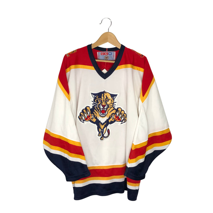 Vintage CCM Florida Panthers NHL Jersey - Men's XL