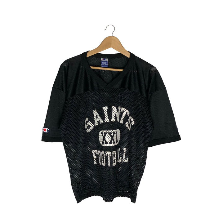Vintage Champion Saints Football Jersey - Women's Large