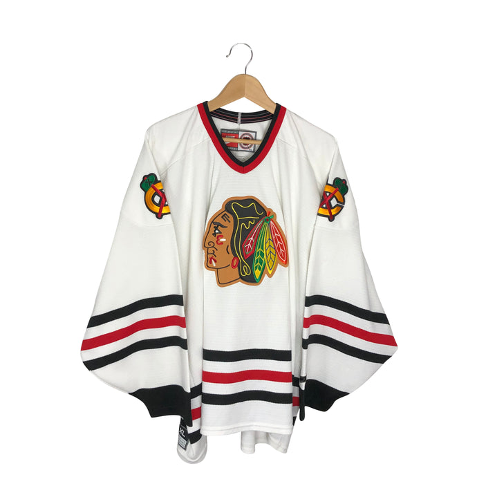 Vintage Nike Chicago Blackhawks Jersey - Men's XL