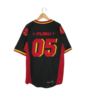 Vintage Fubu #05 Jersey - Men's Large