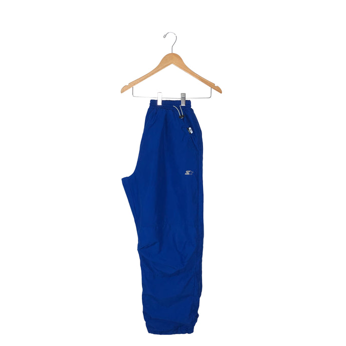 Vintage Starter Track Pants - Men's Medium