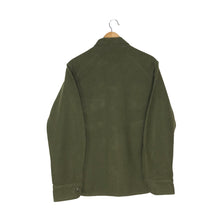 Load image into Gallery viewer, Vintage Wool Army Coat - Men's Small