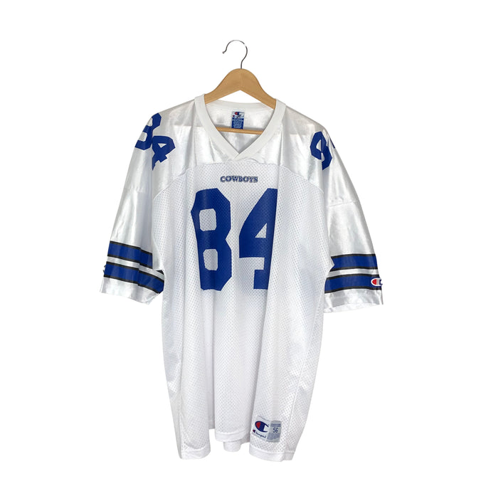 Vintage Champion Dallas Cowboys Jay Novacek #84 Jersey - Men's XXL