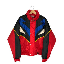Load image into Gallery viewer, Vintage Yamaha Colorblock Insulated Jacket - Men's XL