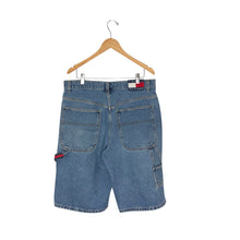 Load image into Gallery viewer, Vintage Tommy Hilfiger Denim Carpenter Shorts - Men's 34