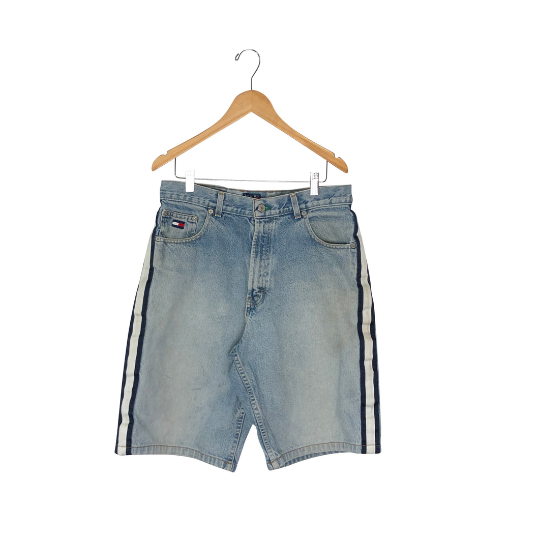 Vintage Tommy Hilfiger Denim Shorts - Men's 32