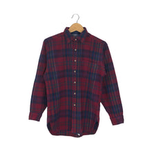 Load image into Gallery viewer, Vintage Pendleton Flannel Shirt - Women's Large