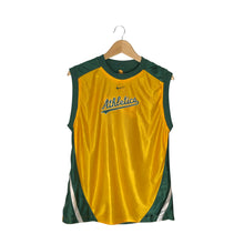 Load image into Gallery viewer, Vintage Nike MLB Oakland Athletics Mid Check Reversible Jersey - Men's Small